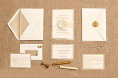 little bit heart custom wedding invitations, annapolis maryland :: e+k wedding invitation photo by kindred art photography, slide 4