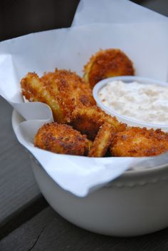 The Savvy Spoon: Zucchini Chips and Sweet Onion Dip