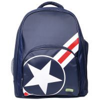 Bobble Art Star & Stripe Large School Backpack www.mamadoo.com.au #mamadoo #bags #kidsbackpacks