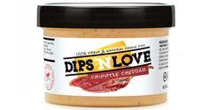 Dips 'n Love gluten-free cheese spreads
