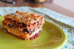Black Bean Lasagna  Trisha Yearwood