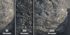 How to get a perfect displacement map | Cg Blog