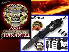 Get your Multi tool knife here http://www.amazon.com/Multi-Tool-BladeDriver-Multifunction-Functions-Screwdriver/dp/B00ZR5NWZI/ref=sr_1_1?ie=UTF8&qid=1437022162&sr=8-1&keywords=multi+tool+knife See our customer reviews http://www.amazon.com/review/R3V80I7SPBYK7G/ref=cm_cr_rdp_perm?ie=UTF8&ASIN=B00ZR5NWZI Multi Tool Knife Sale : Our Multi-Tool Knife Is For Sale Now https://youtu.be/Fr6CzwWD3Co https://youtu.be/5tFd0apRsNk https://youtu.be/r-24nybIXmI https://youtu.be/yBg6oiy_Oo4…