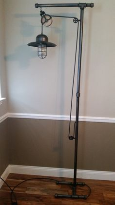 Vintage industrial floor lamp with mirrored shade machine age vintage industrial floor lamp with mirrored shade machine age task light cast iron steampunk 435 home office v2 pinterest industrial floor aloadofball Images