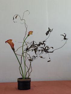 Sogetsu Textbook 3 – Zenshin Ikebana Ikebana, Textbook, Flora, School, Home Decor, Decoration Home, Room Decor, Plants, Interior Design