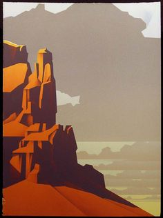 Love this print from Ed Mell