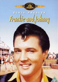 FRANKIE AND JOHNNY DVD w/ ELVIS PRESLEY & NANCY KOVACK