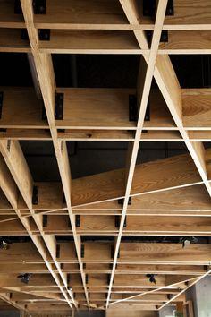 spuntino | ceiling detail ~ serrano monjaraz architects