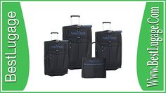 Nautica Luggage Helmsman 4 Piece Set Review
