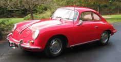 1964 Porsche : 356 SC