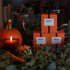 Best Selling Fall Fragrance Ever! Nest Pumpkin Chai. Be sure to check it out -> http://www.candlesoffmain.com/nest-fragrances-pumpkin-chai-candle.aspx
