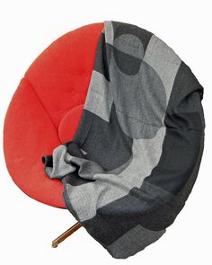 100% Baby Alpaca throw from Auskin USA. Striking Geometric pattern in grey and black will make a bold statement in any room. Find out more today at www.auskin.com or call our office at 888-528-7546. #auskin