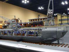 Lego Ww2, Lego Army, Lego Skyscraper, Lego Submarine, Lego Technic Truck, Lego Boat, Lego Ship, Lego Mecha, Lego Construction