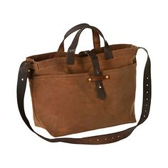 Terrain Wax Canvas Tote  #shopterrain