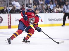 6a89717868c CrowdCam Hot Shot  Florida Panthers center Quinton Howden chases the puck  in the Dallas Stars