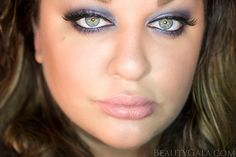 Too Faced Country Palette Makeup Look @toofaced