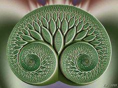 Celtic Tree of Life | celtic tree of life jen delyth 1990 http www celticartstudio com
