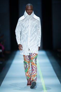 Loxion Kulca Collections   SA Fashion Week Johannesburg
