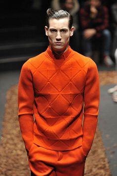 Zegna FW 13/14 Milan Men's Fashion Week