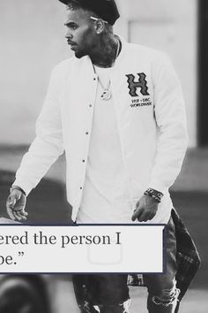 Chris Brown wearing  HUF Apparel Jacket Crooked H Satin, Nike Air Force 1 Low