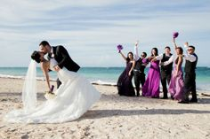 Matt and Amy's Real Destination Wedding in The Dominican Republic