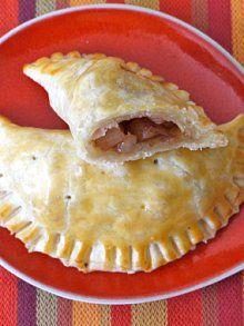 Apple Pie Turnovers | Weelicious