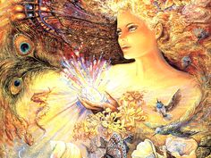 by Josephine Wall.