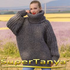 b11bdcd5ff 106 Best Mega thick and heavy handmade mohair wool sweaters images ...