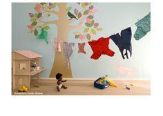 vinilos y murales originales para niños