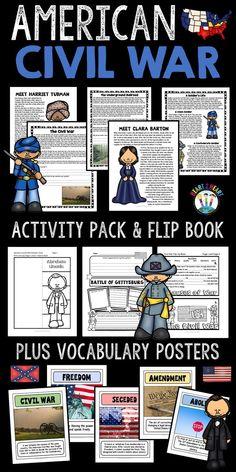 Civil War Activity P