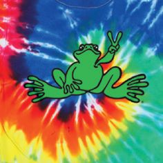 Peace Frogs love love peace frogs!!!!