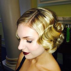 Hair and make up Lipstick and Curls #lipstickandcurls #bride #beauty #bridal #bridalhair #bridalmakeup #wedding #weddinghair #weddingmakeup