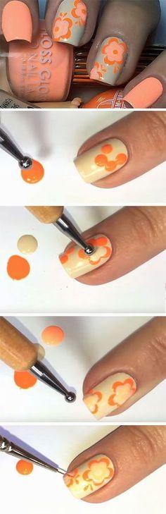 Summer Nail Art Tutorials