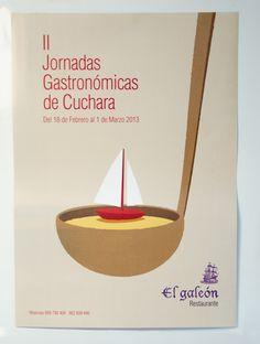 Cartel de la II Jornada Gastronómica de Cuchara.
