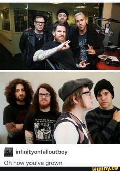 Everyone's hair shrunk though