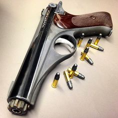 Whitney .22LR Wolverine Pistol