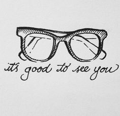 Eye Doctor in Greensboro GA Optometry Humor, Optometry Office, Glasses Quotes, Vision Quotes, Eye Quotes, Optical Shop, Eye Doctor, Good To See You, Up Book