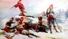 """Painter Philippote Turkish- Russian war 1877 """"Zeibeks"""".(Pharyah)"""