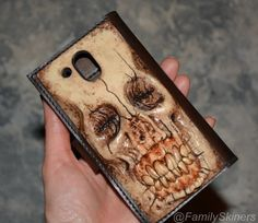 iphone 7 case leather Samsung Galaxy S7 Case iPhone case Zombie Mutations iPhone case Gift for men Horror phone case Monstrous 3d case by FamilySkinersStyle to Etsy