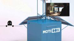 Freilandsicherung und Diebstahlsicherung ideal optimieren mit der MOTIBOX ... http://youtu.be/iHmVtMyqwZs