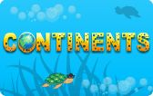Continents Game