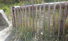 Scheveningen duinen, Engels hekwerk