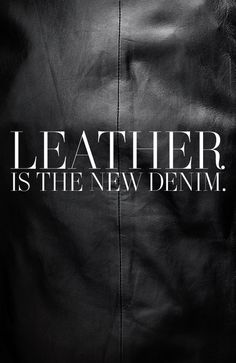 6012e42b05 leather is the new denim Leather Pants