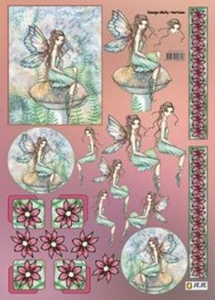 Nieuw bij Knutselparade: 1402 Jeje knipvel Fantasy Fairy 3.4059* https://knutselparade.nl/nl/knipvellen/5015-1402-jeje-knipvel-fantasy-fairy-34059.html   Stansvellen, Knipvellen -
