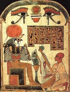 Ancient Egypt Gods | Mixed Representations of Ancient Egyptian Gods