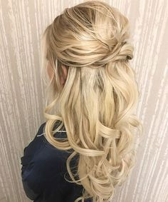 17+ Perfect Long Layered Hairstyles 2018 for Prom