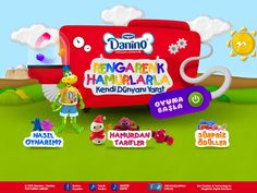 Danino Create Your Own World  http://www.danino.com.tr/kendidunyaniyarat