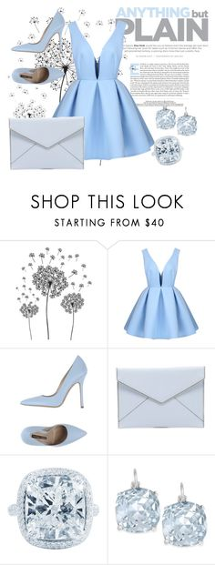 """""""Colours of 2016!- #2 SERENITY"""" by lialondon ❤ liked on Polyvore featuring мода, jcp, Norma J.Baker, Rebecca Minkoff и Kate Spade"""