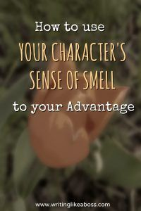 How to use your Character's Sense of Smell to your Advantage