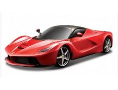The Burago La Ferrari is a diecast model car from this fantastic manufacturer in 1/18rd scale.